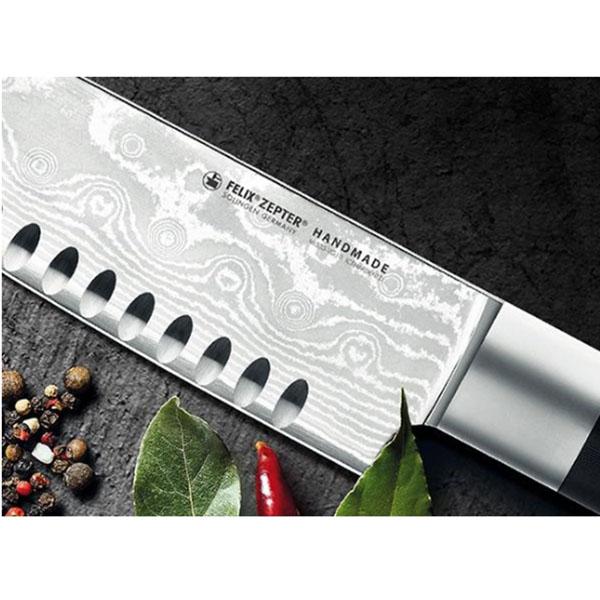 """Нож Cантоку - """"Absolute"""" со специальным лезвием от Цептер"""