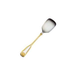 Ложечка для мороженого Венус декорированная золотом (6 предметов) от Цептер
