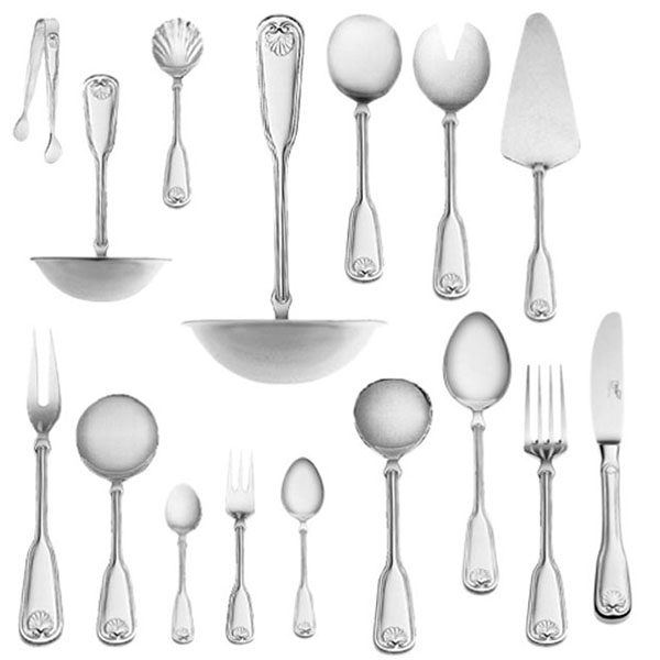 Набор столовых приборов Венус на 6 персон (48 предметов) от Цептер