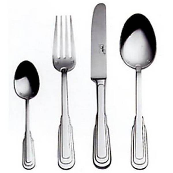 Набор столовых приборов Каприз посеребренный на 6 персон (48 предметов) от Цептер