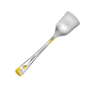 Ложечка для мороженого Кимоно декорированная золотом (6 предметов) от Цептер