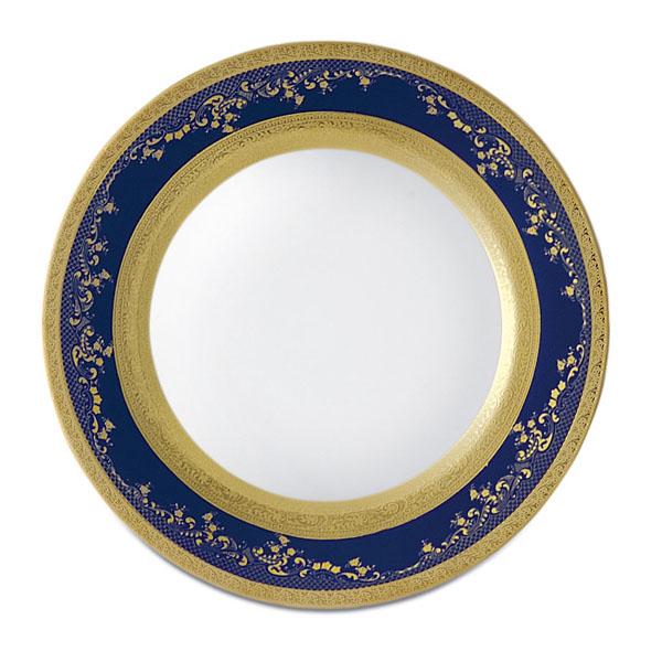 Фарфор Royal Gold - Тарелки для Хлеба 17 cм Кобальт (6 Единиц) от Цептер
