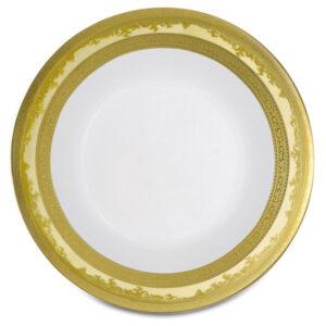 Фарфор Royal Gold - Салатники 19 cм Кремовые (6 Единиц) от Цептер