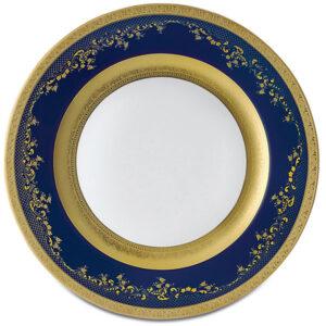 Фарфор Royal Gold - Подставки под тарелки 32 cм Кобальт (6 Единиц) от Цептер