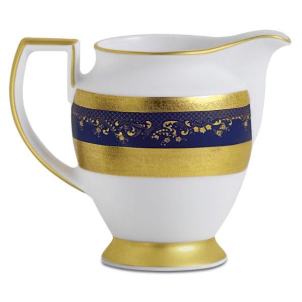 Фарфор Royal Gold - Кофейный Набор 6 Персон Кобальт (15 Единиц) от Цептер