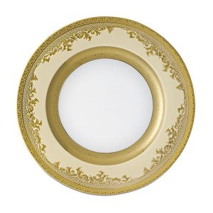 Фарфор Royal Gold - Набор для Ужина Дополнение Кремовый (18 Единиц) от Цептер