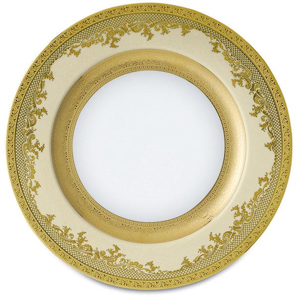Фарфор Royal Gold - Кофейный Набор 12 Персон Кремовый (27 Единиц) от Цептер