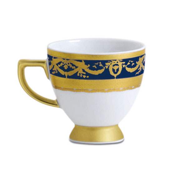 Фарфор Imperial Gold - Чашки Еspresso Кобальт (12 Единиц) от Цептер
