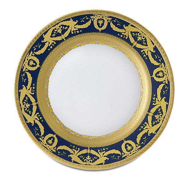 Фарфор Imperial Gold - Тарелки для Хлеба 17 cм Кобальт (6 Единиц) от Цептер