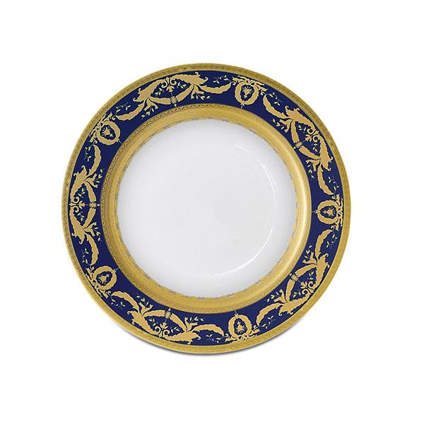 Фарфор Imperial Gold - Набор для Ужина 12 Персон Кобальт (43 Единицы) от Цептер