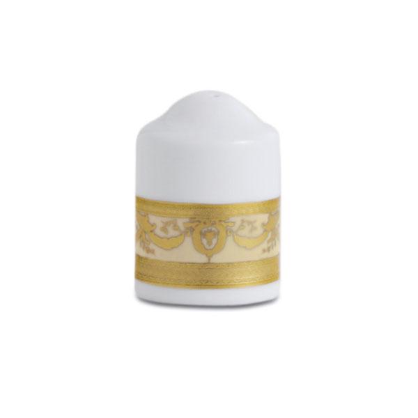 Фарфор Imperial Gold - Набор для Ужина 6 Персон Кремовый (25 Единиц) от Цептер