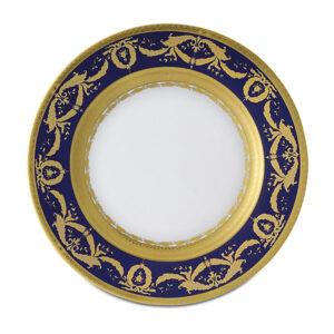 Фарфор Imperial Gold - Набор для Ужина Дополнение Кобальт (18 Единиц) от Цептер