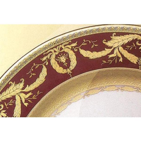 Фарфор Imperial Gold Бордо от Цептер