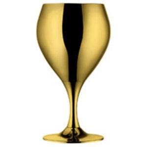 Набор из 6 шт бокалов для воды - позолота от Цептер
