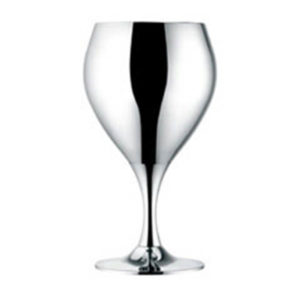 Набор из 6 шт бокалов для воды - посеребренный от Цептер