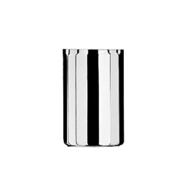 Набор из 6 шт стаканов для чая без ручки - посеребренный от Цептер
