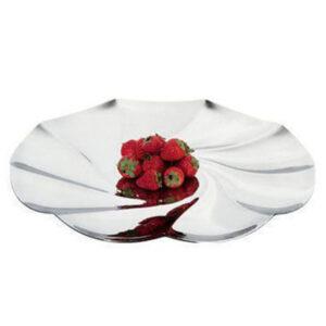 """Круглая ваза для фруктов """"ROSE"""" от Цептер"""