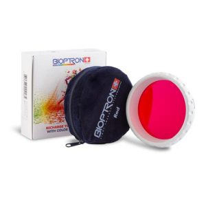 Красный фильтр к Биоптрон ПРО-1 от Цептер