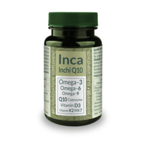 Пищевая добавка Inca Inchi Q10 от Цептер