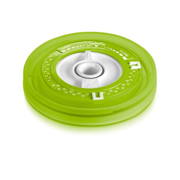 Универсальная крышка Ø4-8 см зеленая от Цептер