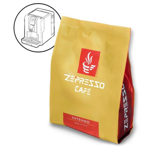 "Упаковка кофейных капсул ""Intenso"" - 30 капсул от Цептер"