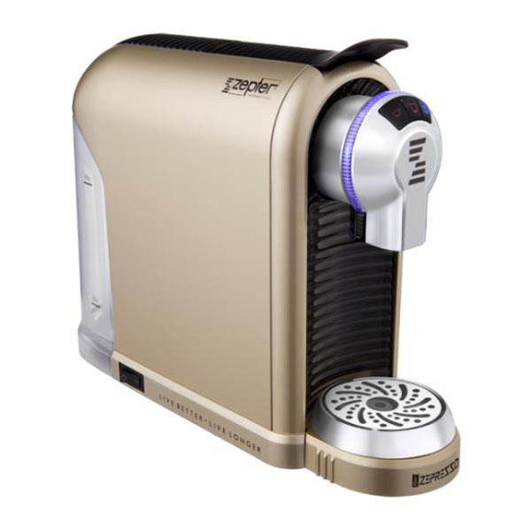 Кофейный аппарат Zepresso Trend Gold от Цептер