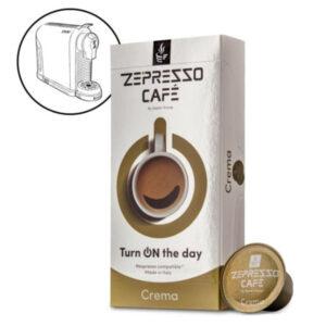 "Кофе Zepresso Cafe ""Crema"" от Цептер"