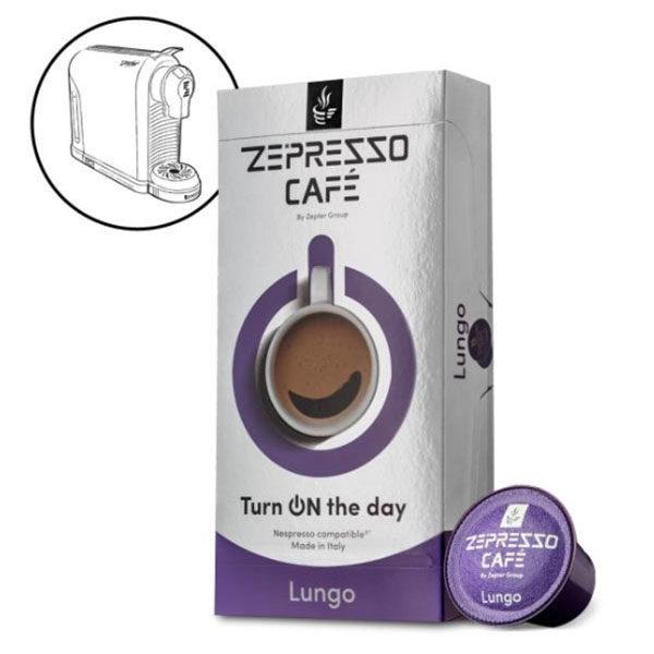 """Кофе Zepresso Cafe """"Lungo"""" от Цептер"""