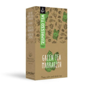 "Чай Zepresso Tea ""Green Tea Marrakesh"" от Цептер"