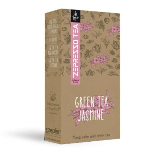 "Чай Zepresso Tea ""Green Tea Jasmin"" от Цептер"