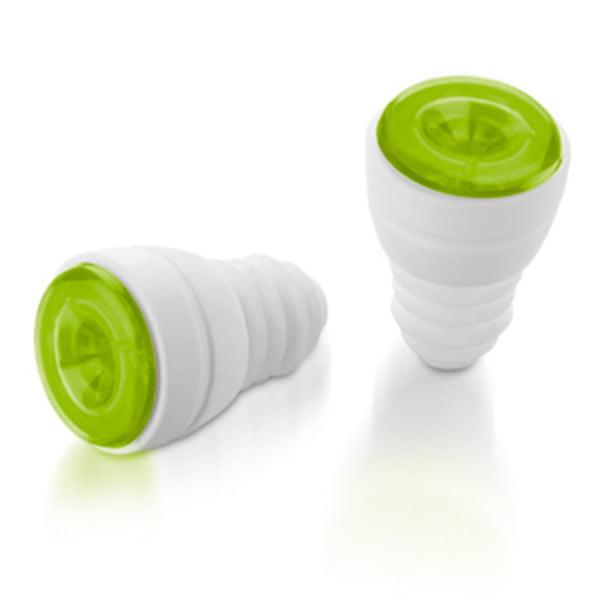 VS-016_1 Пробки для бутылок 2 шт Ø1,7-2 см зеленые от Цептер vs-016_1