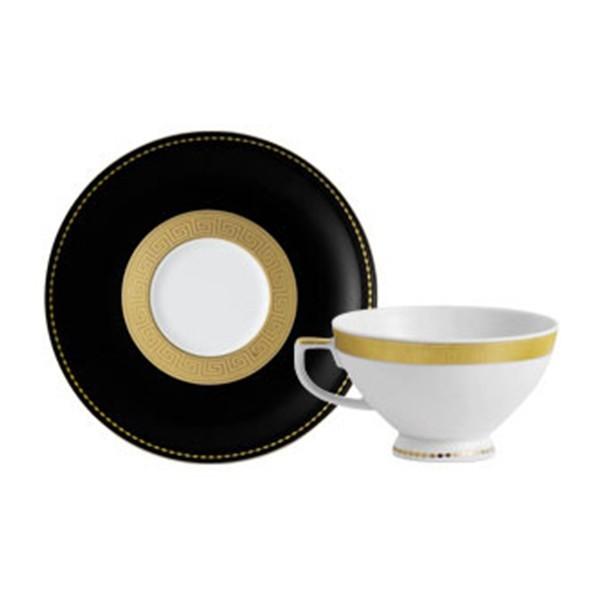 4f0bb3171 Фарфор black & white - Кофейный набор Дополнение Черно-Белые (12 Единиц)