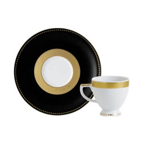 f6d9cdcda Фарфор black & white - Чашки Еspresso Черно-Белые ( 12 Единиц ) от Цептер