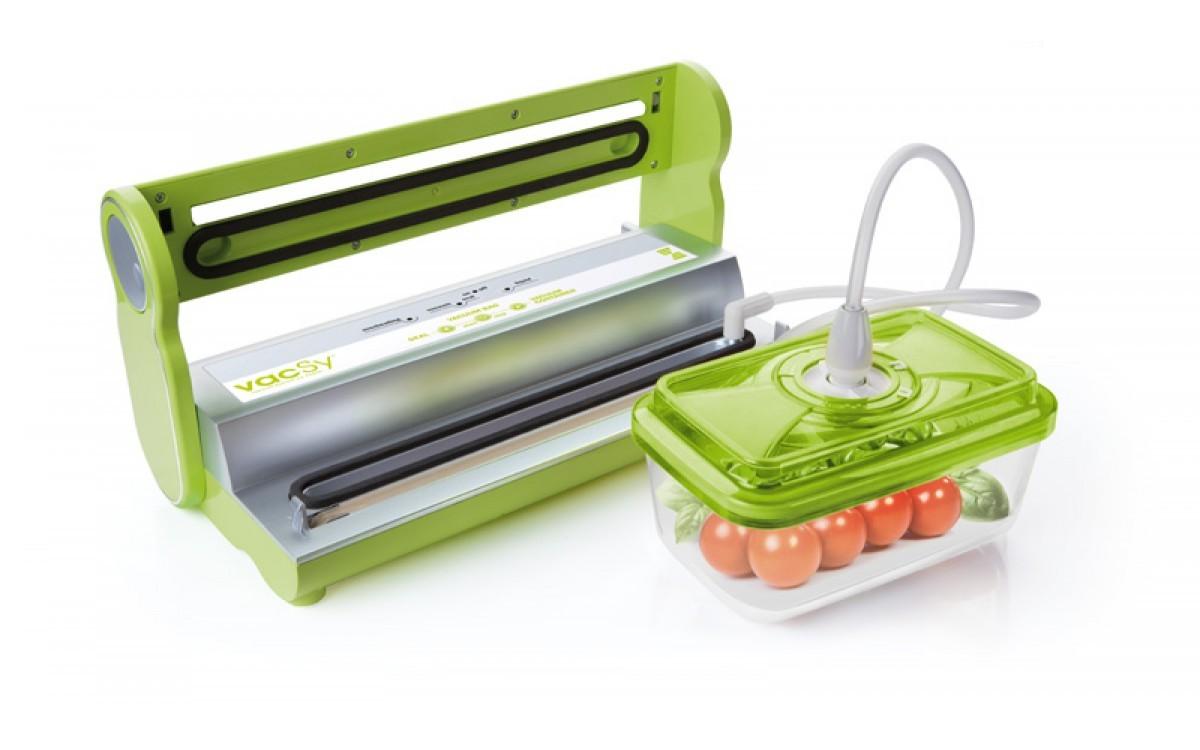 Мастер-класс по Вакуумированию продуктов питания - vacsy green 3 - Мастер-класс по Вакуумированию продуктов питания